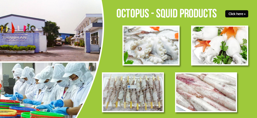 EXPORTING OCTOPUS AND OCTOPUS PRODUCT